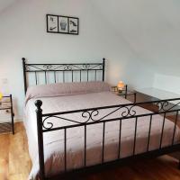 Gîte La Roche-Neuville, 3 pièces, 4 personnes - FR-1-600-154, hotel in Loigné-sur-Mayenne