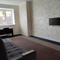 Комфортная квартира в ЖК Гринпарк, отель в Алексеевке