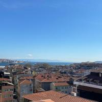 In the heart of the city Besiktas 3+1 Apartment