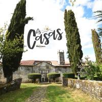 As Casas Ribeira Sacra, hotel in Chantada