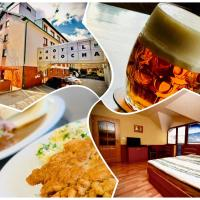Hotel MACOCHA – hotel w mieście Blansko