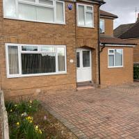 Large family home in Boston Spa Village Yorkshire