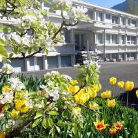 Hôtellerie Franciscaine, отель в городе Сен-Морис