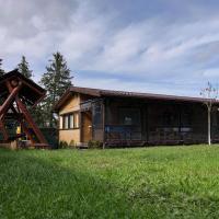 Ezüst fenyő vendégház, hotel din Borzont