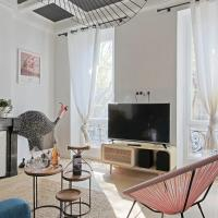 Charming flat at 2 min from the Medical Center in Marseille - Welkeys, hotel in Baille-La Timone, Marseille