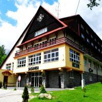 Hotel Sasanka, hotel v Tatranskej Lomnici