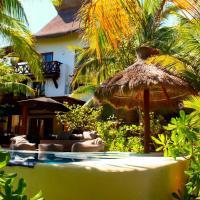 Delos Luxury Villa, hotel en Uaymitun