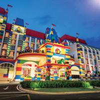 Legoland Malaysia Hotel, hotel in Nusajaya