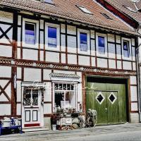 """Ferienwohnung """"Gott sei Dank"""", hotel in Herzberg am Harz"""