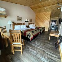 The Longhorn Ranch Lodge & RV Resort, hotel in Dubois