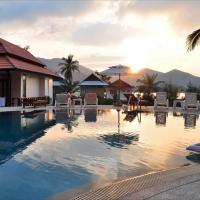 Buritara Resort, Phangan Island, hotell sihtkohas Chaloklum