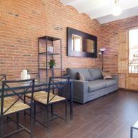 Modern 2-bedroom apartment near Sagrada Familia
