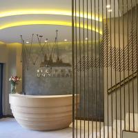 Hotel Universal, hotel in Santiago de Compostela