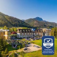 Grand Nosalowy Dwór, hotel in Zakopane