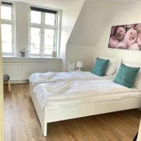 Adnana - Apartment with Balcony and barbecue, hotel near Aalborg Airport - AAL, Aalborg