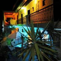 Ξενοδοχείο Πετούνια, ξενοδοχείο στον Νέο Μαρμαρά