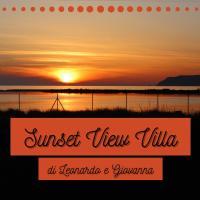 Sunset View Villa, hotel near Trapani Airport - TPS, Marsala