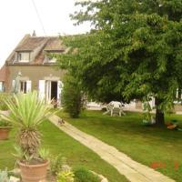 Maison de 3 chambres a Ervauville avec piscine privee jardin clos et WiFi