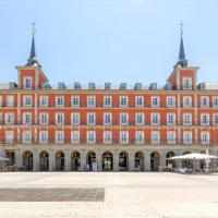 Pestana Plaza Mayor Madrid, hotell i Madrid