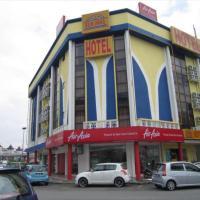 Sun Inns Hotel D'Mind 2, KTM Serdang Seri Kembangan, hotel di Seri Kembangan