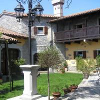 Guesthouse Domacija Sajna, отель в городе Сежана