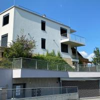 Exklusive Penthousewohnung mit Tesla-Wallbox in Innsbruck, Hotel in der Nähe vom Flughafen Innsbruck - INN, Innsbruck
