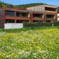 Terrassenwohnung in prämierter Wohnanlage