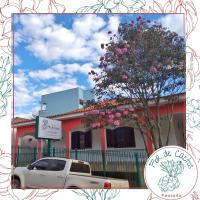 Pousada Flor de Cactos, hotel em São Tomé das Letras