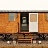 The Shepherds Hut @ Closehead Farm
