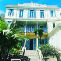 Hotel Alexandra - Boutique Hotel, hotel in Juan-les-Pins