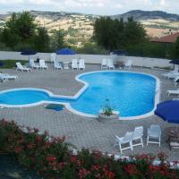 Agriturismo Lo Sgorzolo, hotel in Pergola