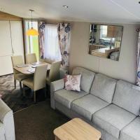 3 bedroom beautiful caravan at sand Le Mere Holiday Village