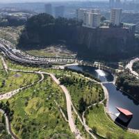 AMAZING VIEWS TO LA MEXICANA PARK IN DESIGN CONDO