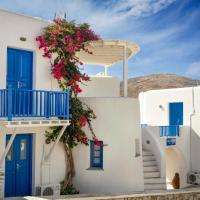 Meltemi, hotel in Chora Folegandros
