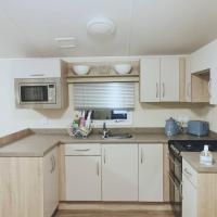 8 Berth Static Caravan at Newquay Bay Resort Aria 168