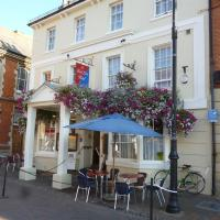 The Red Lion Hotel, hotel in Spalding