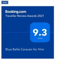 Blue Belle Caravan for Hire