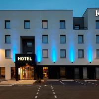 Kyriad Combs-La-Ville - Senart、Combs-la-Villeのホテル