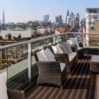 Large 2 Bedroom Penthouse With Balcony