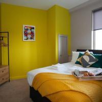 Newley Refurbished Wigan Central Apartment 2Bd