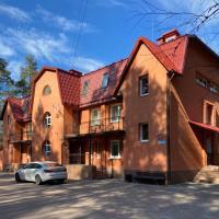 База отдыха отель Сосново