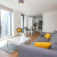 2 Bed Spacious Apartment in the heart of Media City