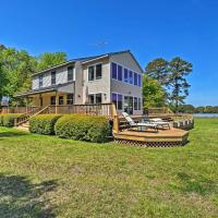 Waterfront Home Kayak, Canoe, Grill and More!, hotel in Onemo