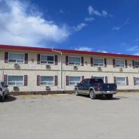 Black Gold Inn, hotel em Edson
