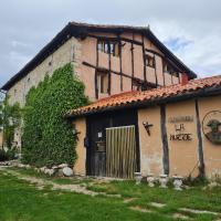 restaurante hotel rural papasol, hotel in Atapuerca