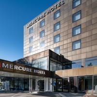 Mercure Parkhotel Mönchengladbach, hotel in Mönchengladbach