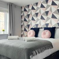 Woodland View, Swadlincote - Stylish, Eco serviced apartment! New Listing! Saltbox Properties
