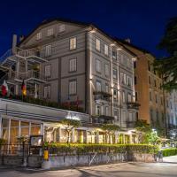 Hotel Ristorante Eurossola, hotell i Domodossola