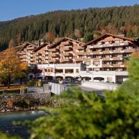 Silvretta Parkhotel, hotel in Klosters
