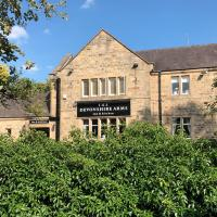 The Devonshire Arms, hotel in Baslow
